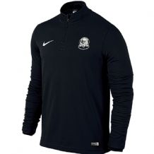 Owl Weightlifting Academy 16 Midlayer - Black